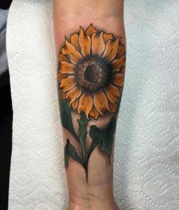 San Diego California Tattoo Artist 7