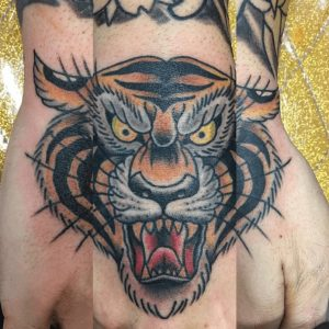 San Diego California Tattoo Artist 38