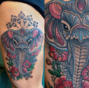 San Diego California Tattoo Artist 11
