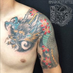 San Diego California Tattoo Artist 16