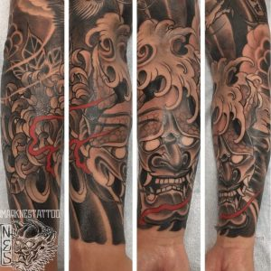 San Diego California Tattoo Artist 15