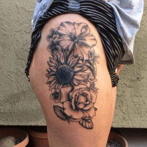 San Diego California Tattoo Artist 44