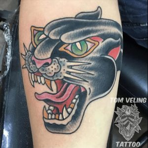 San Diego California Tattoo Artist 39