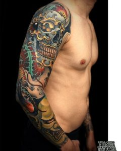 San Diego California Tattoo Artist 13