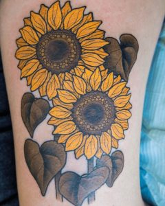 Best Floral Tattoo Artist 38