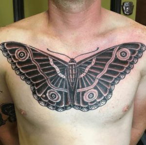 American Traditional Tattoo Artist 14