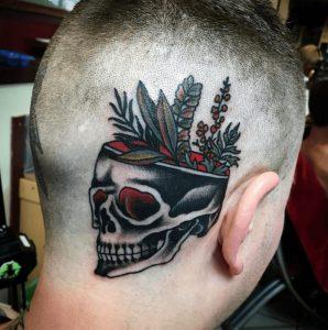 American Traditional Tattoo Artist 28