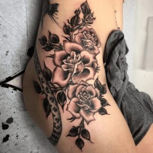 Best Floral Tattoo Artist 5