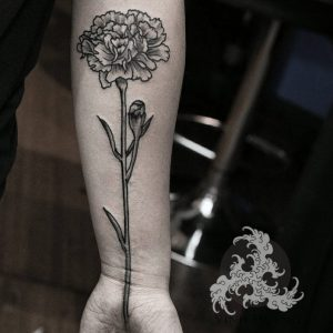 Best Floral Tattoo Artist 13