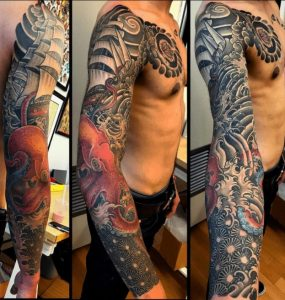 San Jose California Tattoo Artist 3