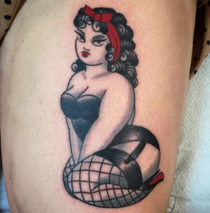 San Jose California Tattoo Artist 34