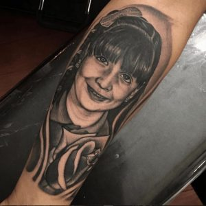 Portrait Tattoo Artist 39