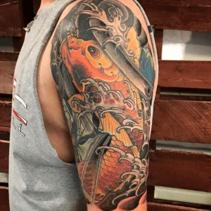 San Jose California Tattoo Artist 14