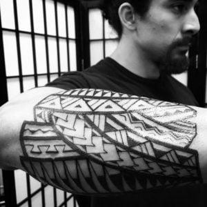 Polynesian Tattoo Artist 15