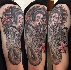 San Jose California Tattoo Artist 17