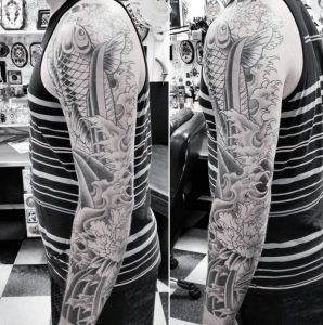 San Jose California Tattoo Artist 28