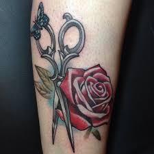 Scissors Tattoo Meaning 16
