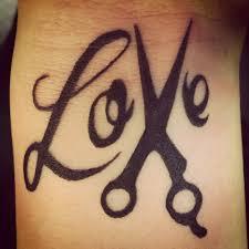 Scissors Tattoo Meaning 31