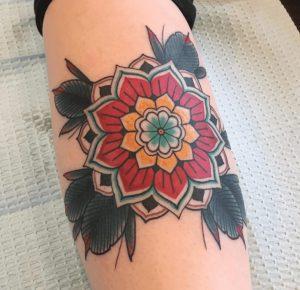 Seattle Tattoo Artist 44