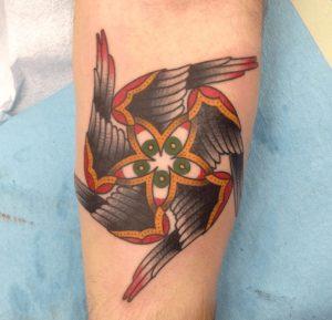 Seattle Tattoo Artist 25