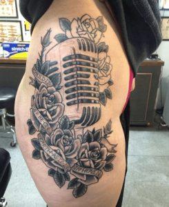 Seattle Tattoo Artist 38