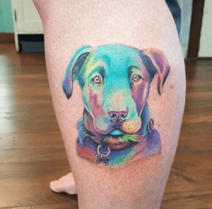 Watercolor Tattoo Artist 14