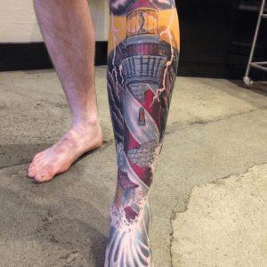 Seattle Tattoo Artist 45