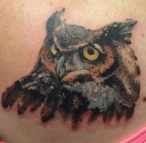 Seattle Tattoo Artist 46