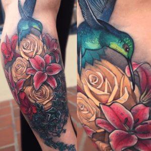 Seattle Tattoo Artist 7