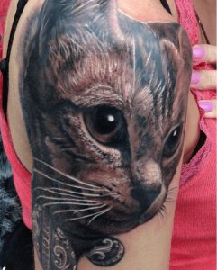 Seattle Tattoo Artist 8