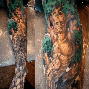 Seattle Tattoo Artist 33