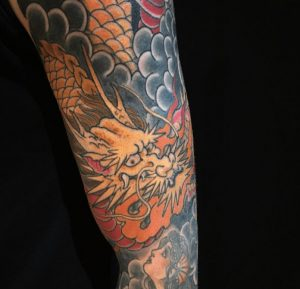Best Japanese Tattoo Artist 31