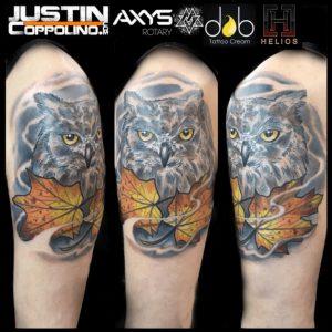 Seattle Tattoo Artist 31