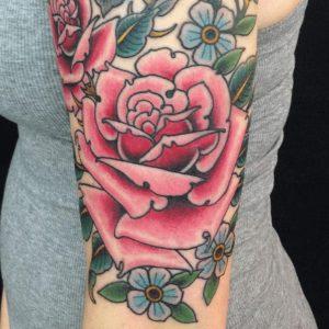 Seattle Tattoo Artist 5