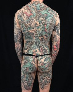Best Japanese Tattoo Artist 1