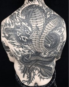 Best Japanese Tattoo Artist 2