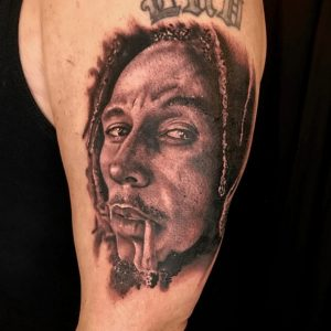Portrait Tattoo Artist 12