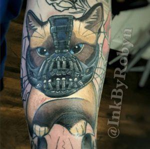 Seattle Tattoo Artist 29