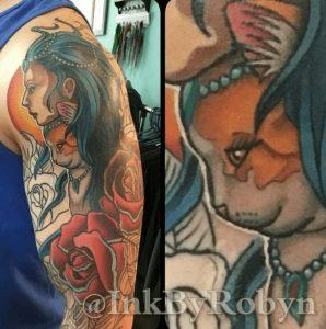 Seattle Tattoo Artist 30