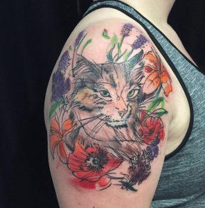 Seattle Tattoo Artist 13