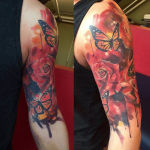 Best Floral Tattoo Artist 4