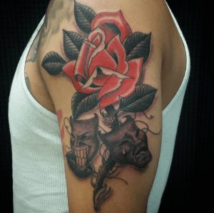 Best Floral Tattoo Artist 36
