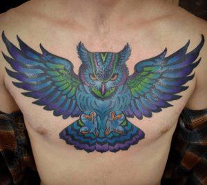 Seattle Tattoo Artist 22