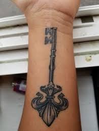 Skeleton Key Tattoo Meaning 25