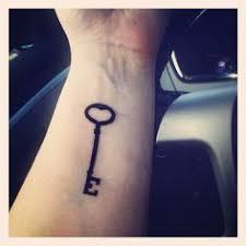 Skeleton Key Tattoo Meaning 37