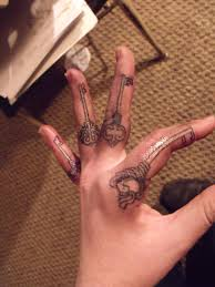 Skeleton Key Tattoo Meaning 8