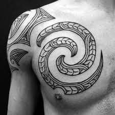 Spiral Tattoo Meaning 26