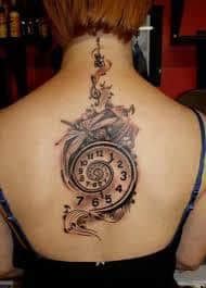 Spiral Tattoo Meaning 28