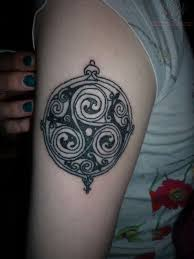 Spiral Tattoo Meaning 43