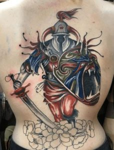 Spokane Washington Tattoo Artist 4